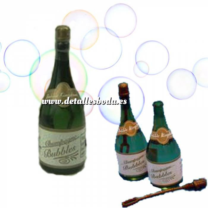 Imagen Detalles para la ceremonia Pompero Champagne