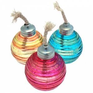 Baño y aromas - Vela de Aceite varios colores (Últimas Unidades)