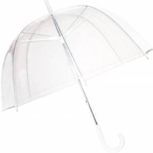 Especial Novias - Paraguas o Parasol Transparente