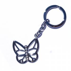 Prácticos mujer - Llavero mariposa en caja modelo 2