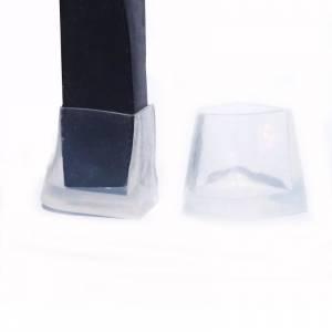 Protectores de Tacón - Protector tacón CUADRADO XL (1.5 cms) - Cubretacon (1 par)