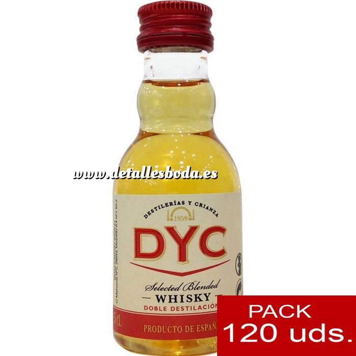Imagen 7 Whisky Whisky DYC Selected Blended Caja de 120 uds.
