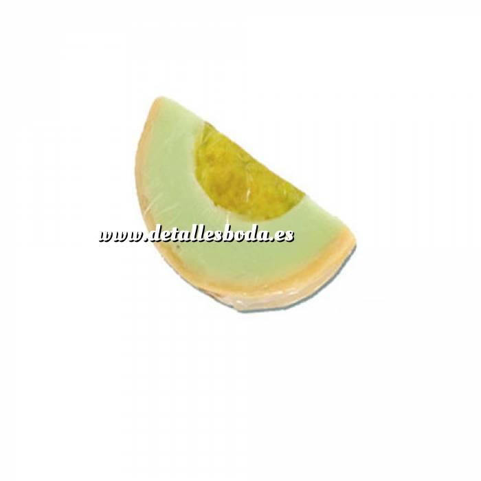 Imagen Baño y aromas Jabones con forma rodaja de melón (Últimas Unidades)