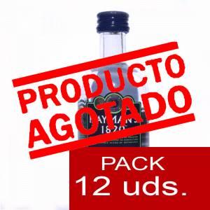 1 Ginebra - Ginebra Hayman´s 1820 Gin Liqueur 5cl 1 PACK DE 12 UDS