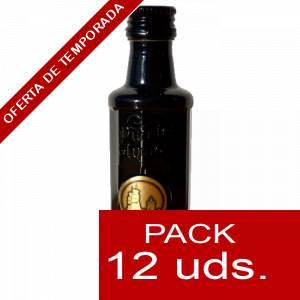 1 Ginebra - Ginebra Puerto de Indias Pure Black 5cl - PT 1 PACK DE 12 UDS