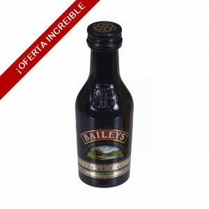 2 Licor, Orujo y Cremas - Baileys Crema de Licor 5cl- Ultimas Unidades