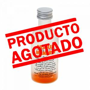 6 Vodka - Vodka Absolut Mandrin 5cl