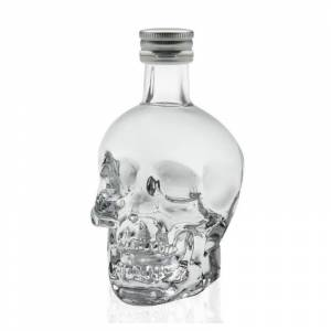 6 Vodka - Vodka Crystal Head 5cl.