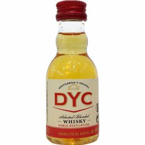 7 Whisky - Whisky DYC Selected Blended