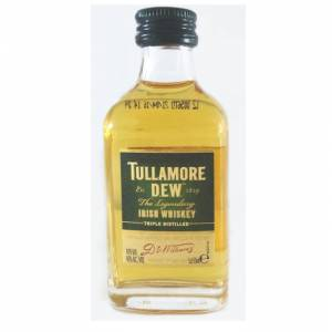 7 Whisky - Whisky Tullamore Dew 5cl