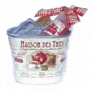 Baño y aromas - Lata Maison de Te (Últimas Unidades)