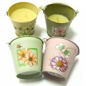 Baño y aromas - Vela Jardinera (Últimas Unidades)