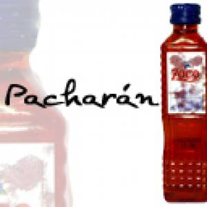 Botellitas de licor_Pacharán