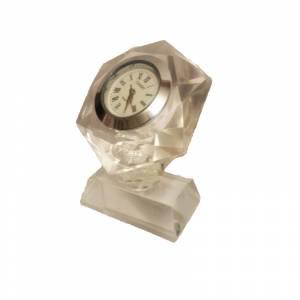 Marcos y decoración - Reloj de cristal hexágono (Últimas Unidades)
