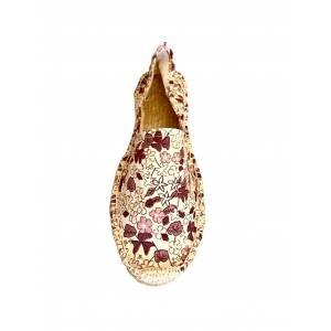Mujer Estampadas - Alpargata estampada FLORES MODELO A6 Caja 36 pares (Últimas Unidades)