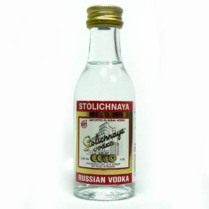 Vodka - Vodka Stolichnaya 5cl